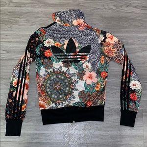 Adidas Zip Up